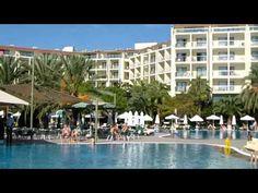 Hotel Barut Arum - Side/Türkei 2015 - YouTube