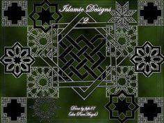 """Islamic Brushes""""Geometric"""" by fufu87"""