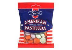 Muistan näistä aina isoisäni. Sain aina yhden pastillin, kun näimme. (Hänellä oli monta lastenlasta ;D )