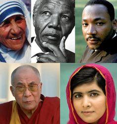 Te presentamos los libros que mejor resumen la vida de 6 ganadores del premio nobel de la paz