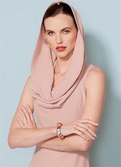 590a1cd704 Patron de robe - Vogue 1531 - Rascol Open Back Dresses