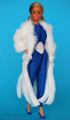 Barbie Fabulous Fur 1983 - named Gayle in Dolton