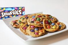 SMARTIES Cookies: A treat kids of all ages will love.