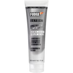 Fudge Detox Shampoo (Oily Hair) 200ml Fudge Detox Shampoo gets the sqeaky clean feeling every day with a gentle but effective punch. Fudge Detox Shampoo allows you to purge your hair of all the grease, grime and product build up, with thi http://www.MightGet.com/april-2017-2/fudge-detox-shampoo-oily-hair-200ml.asp