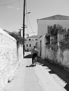 in Spetses Island Travel Around The World, Around The Worlds, Greece History, Cycling Holiday, History Of Photography, Athens Greece, Greek Islands, Old Photos, Wander