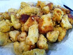 Atkins Low Carb Fried Chicken Nuggets