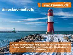 Hansestadt Rostock und Warnemünde www.meckpomm.de