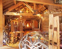 Treehouse Interiors | Treehouse interior