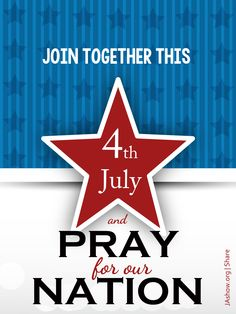 Unite together in prayer this July 4th! Pray for our cities, our leaders, and our nation. | The John Ankerberg Show
