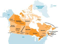 Canada Course for Education Agents - Geography, Regions, and Climate