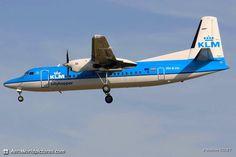 IMG_4928 KLM cityhopper Fokker 50 PH-KVH