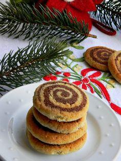 Biscuiti spiralati