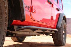 Rock Sliders, Wrangler Jl, Jeep Accessories, Body Armor, Easy Install, 4x4
