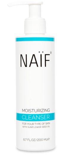 De huidverzorging van Naïf is gemaakt van natuurlijke ingrediënten en doet exact wat het belooft: het reinigt en verzorgt, zonder schadelijke onzin. Unisex, geschikt voor vrouwen, baby & kids.
