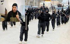 Relatório aponta que Estado Islâmico estaria de posse de uma bomba nuclear | #BombaNuclear, #EstadoIslâmico, #ISIS, #Mossul, #Terroristas, #UrânioRadioativo
