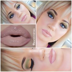 Wax Tailor - Our Dance  #faceoftheday #fotd  •Foundation: Laura Mercier Silk Creme - Medium Ivory •Concealer: Revlon Photo Ready - Light Medium •Contour: Laura  Mercier - Secret Camouflage SC-4 •Make Up Forever HD Powder •Bronzer: Tarte - Park Ave Princess •Highlight: Mac - Whisper of Gilt •Blush: Mac - Poised   •Lip Liner: Urban Decay - Naked •Lipstick: Mac - Viva Glam Gaga 2 •Lip Gloss: Mac - Viva Glam Gaga 2  @aurevoirxo