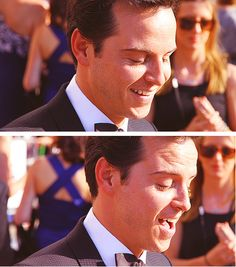 Andrew Scott- I'm sorry I keep pinning Andrew Scott stuff, but I'm not sorry enough to stop