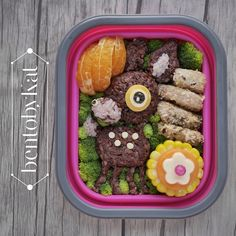 Day 40 lunch: fawn or foal?  rice, baked breaded fish, vegetables -corn,brocolli,carrots, orange