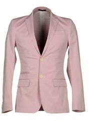 $212, Pink Blazer: Simon Peet Blazers. Sold by yoox.com. Click for more info: http://lookastic.com/men/shop_items/153481/redirect