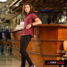 Rompe esquemas, que tu ropa refleje tu estilo y te haga sentir muy bien.  Arma la pinta con #EdenJeans: www.edenjeans.com.co #EdenLaRompe #ModaMasculina