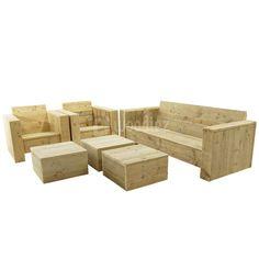 Steigerhouten meubels op maat gemaakt kopen   Woodiez Fancy, Crafts, Bar, Garden, Lush, Manualidades, Garten, Lawn And Garden, Gardens