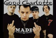 Good Charlotte is an American pop punk band from Waldorf, Maryland that formed in 1996. Since 1998, the band's constant members have been lead vocalist Joel Madden, lead guitarist and back-up vocalist Benji Madden, bass guitarist Paul Thomas, and rhythm guitarist and keyboardist Billy Martin. Their latest drummer and percussionist is Dean Butterworth, who has been a member of the band since 2005.