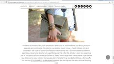 #outfit with #RIEN by Penny Vomva #handmade #leather #bag @vogue victim #blog