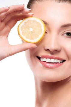 11 Beauty-Tricks mit Zitrone, die Sie noch nicht kennen
