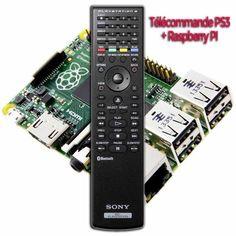 Configurer une télécommande PS3 ou autre Bluetooth sur un Raspberry PI sur Kodi Openelec ou Librelec 7 en 2017 pour mieux profiter de votre média center !