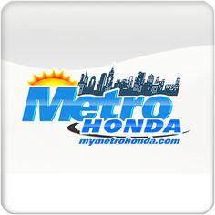 Metro Honda Logo
