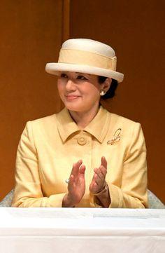 Crown Princess Masako, Sep 23, 2017 | Royal Hats