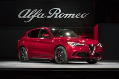 awesome 2018 Alfa Romeo Stelvio Quadrifoglio (3)