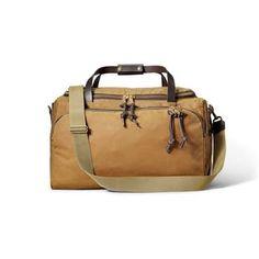 Excursion Bag in Dark Tan