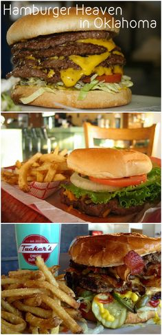 Oklahoma has plenty of fantastic places to grab a gooey, delicious burger across the state. Check out this list and pick your next dining destination.