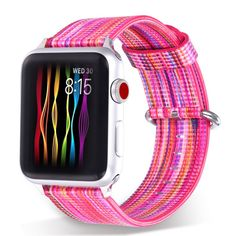 Best luxury Apple watch bands, Iphone cases and fashion for both men and women. We carry luxury affordable unique products from bags to jewelry and accessories. New Apple Watch Bands, Best Apple Watch, Apple Band, Apple Watch Faces, All Apple Products, Paracord Watch, Rose Gold Apple Watch, Apple Watch Wallpaper, Pink Leather