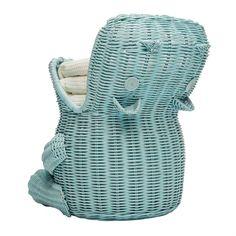 Henri Hippo Basket | Closet & Space Savers | BrylaneHome