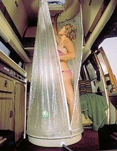 Camping Shower - ACDC - Tous les accessoires pour votre camping-car et vehicule de loisirs
