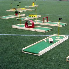 The Best Portable Mini Golf Course Rental on Long Island! Our 9 Hole Mini Golf Course is available for schools, camps, corporate events CALL: Garden Games, Backyard Games, Outdoor Games, Outdoor Play, Outdoor Living, Party Outdoor, Outside Games, Miniature Golf, Lawn Games