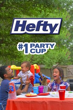 Save time on cleanup at your next party with these durable Hefty® Party Cups Eco Friendly Makeup, Eco Friendly Cleaning Products, Eco Friendly Bags, Eco Friendly Fashion, Eco Friendly House, Thanksgiving Decorations, Halloween Decorations, Christmas Decor, Aurora Costume