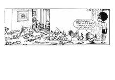 Mafalda lápiz