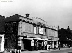Cintra cinema, Rochdale Road Found at History Revisited's… Abc Cinema, Manchester Library, Portland Street, Street Image, Rochdale, Salford, Oxford Street