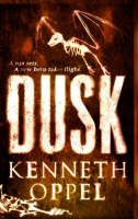 Dusk by Kenneth Oppel - 65 million years ago: the dinosaurs are dying out, the mammals are beginning to take over the earth. Dusk, is a small arboreal glider that discovers an unusual ability. He can fly, really fly - he's the world's first bat!  When his colony is massacred by a prowl of carnivorous proto-cats, a homeless and hunted Dusk may prove to be their salvation.
