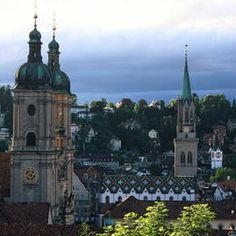 Switzerland - Canton of St Gall, Town of St Gall - Abbey of St Gall - ©SG-Bodensee Tourismus
