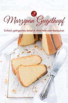 Cake Recipes Marzipan Recipes: Recipe for a Marzipan Gugelhupf or marzipan cake from herzelieb. Juicy easy fast and delicious! The post Marzipan Gugelhupf recipe marzipan buffer appeared first on Orchid Dessert. Marzipan Cake, Dessert Oreo, Dessert Blog, Keto Donuts, Ring Cake, Homemade Donuts, Chocolate Donuts, Pumpkin Spice Cupcakes, Ice Cream Recipes