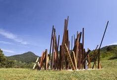 obra de Chris Burden - Inhotim, MG, Brasil
