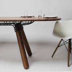 Magnum Holztisch Designer Möbel Kollektion La Chance