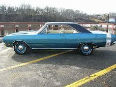 1969 DODGE DART 440 GTS - HERE IS 1 OF 640 M CODE 440 DART ...