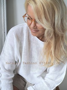 BYPIAS Knitted linen www.bypias.com