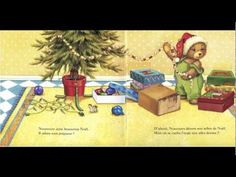 Le Noël de Petit Ours Core French, French Class, Daily Five, French Songs, French Kids, French Christmas, French Resources, French Immersion, Theme Noel