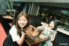 japankuruOkonomiyaki Art ?? naniwaen @ Yurakucho ITOCiA Itoshia Plaza 2F  #itocia #yurakucho #japan #japankuru #cooljapan #100tokyo #tokyo #shopping #food #ginza #okonomiyaki